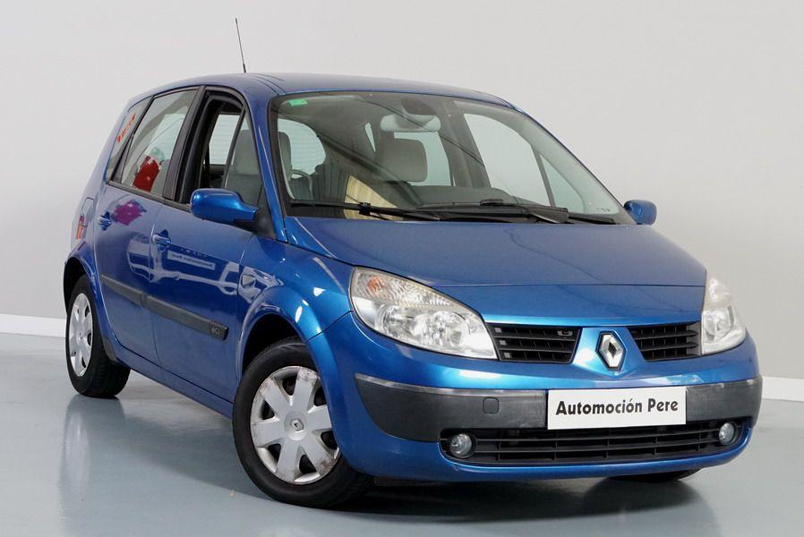 Renault Megane Scenic 1.5 dCi 100 CV. Confort Expressión. 1 Propietario. Pocos Kms.
