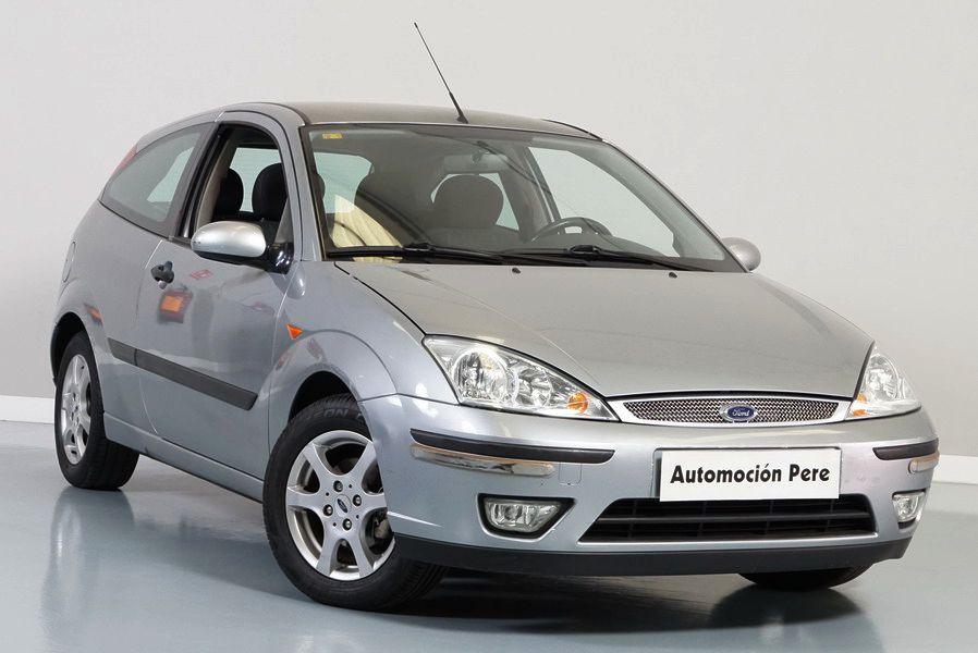 Nueva Recepción: Ford Focus 1.8 TDCi 100 CV Trend. 1 Sola Propietaria. Pocos Kms. Económico y Garantía 12 Meses.