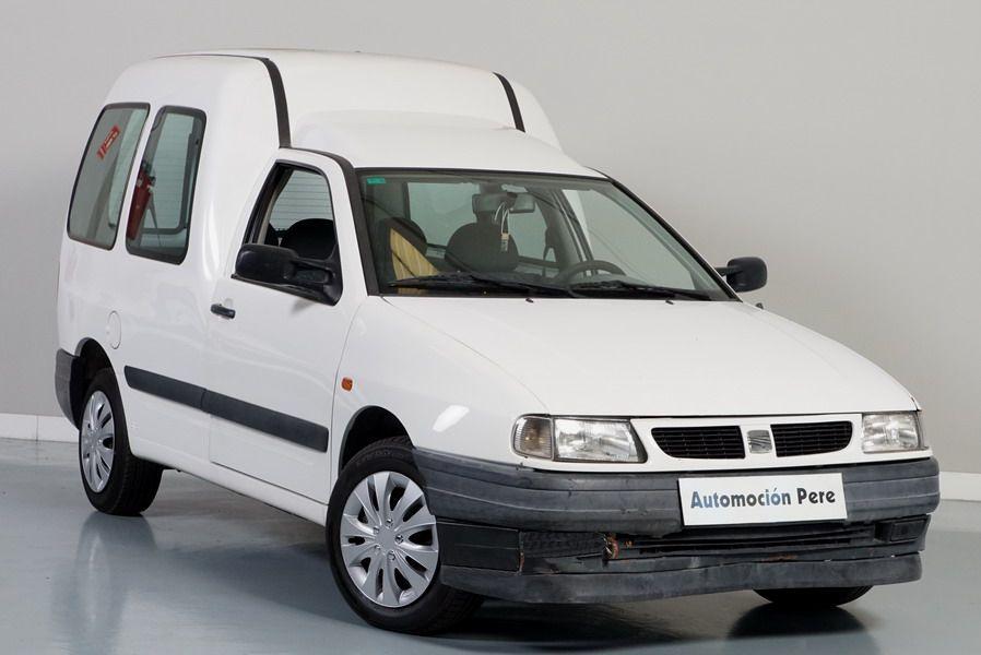 Seat Inca 1.9 SDi CL.Económico, Revisado y con Garantía 12 Meses.