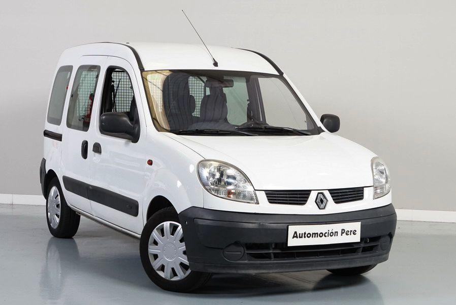 Renault Kangoo 1.5 dCi 65 CV. Matriculada como Turismo.