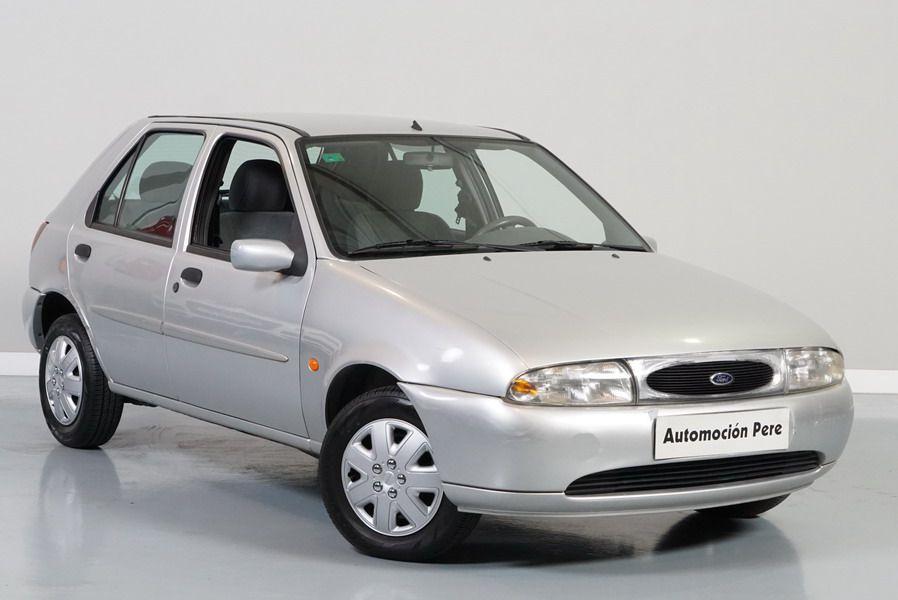 Nueva Recepción: Ford Fiesta 1.2i 16V Guia 75 CV. Pocos Kms, Económico, Revisado y con 12 Meses de Garantía.
