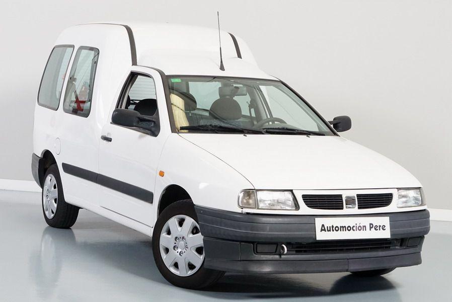 Seat Inca 1.9 SDi 65 CV Kombi 5 Plazas. 1 Solo Propietario. Garantía 12 Meses.