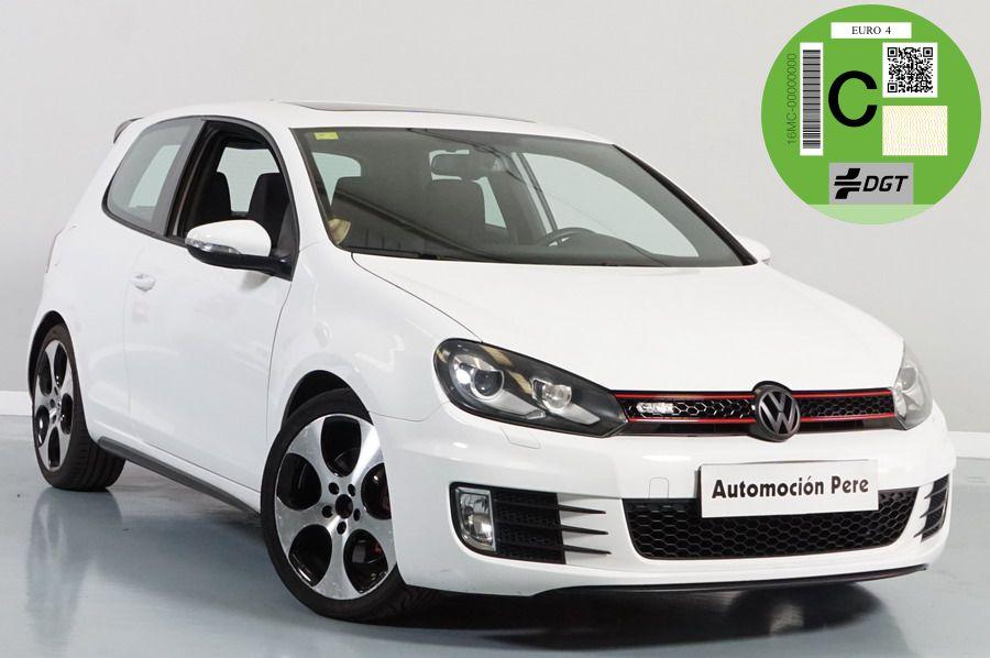 """Volkswagen Golf 2.0 GTi VI 210 CV Automático/Sec. NACIONAL. """"MOTOR NUEVO"""""""