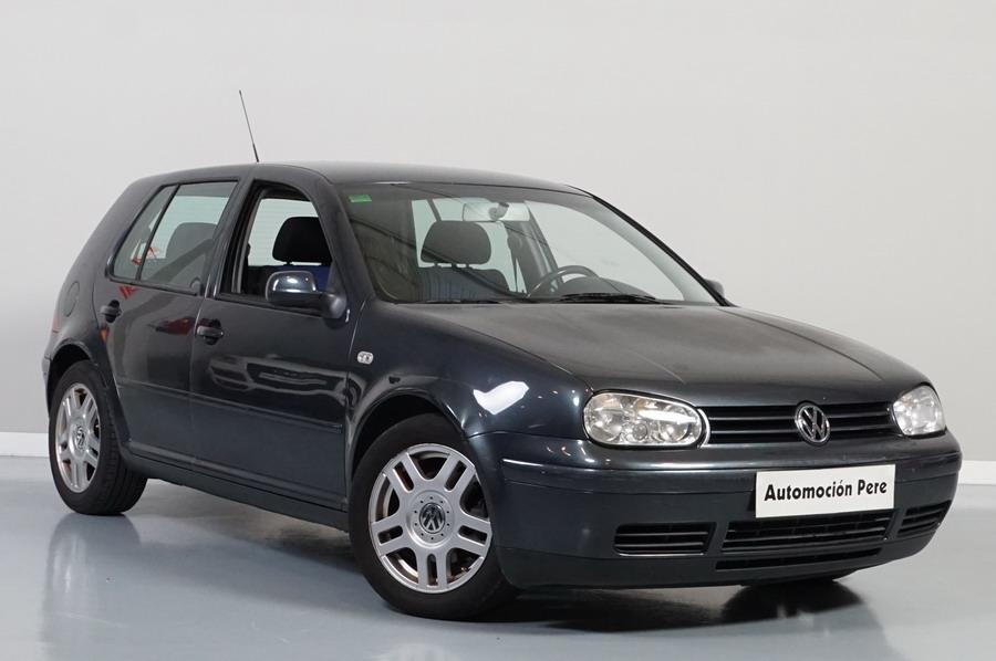"""Volkswagen Golf 1.9 TDi 100 CV. Highline. """"25 Aniversario"""""""