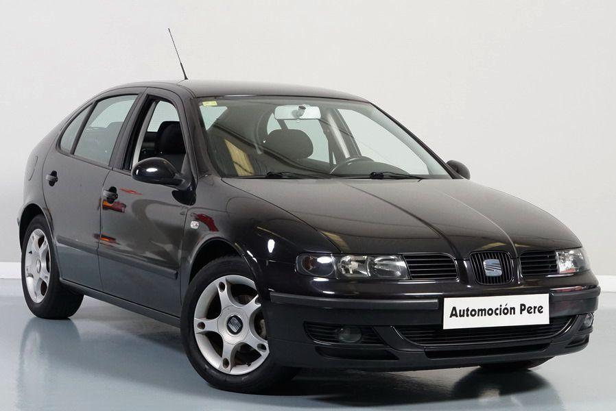 Seat Leon 1.6i 105 CV Sport. 1 Sola Propietaria. Revisiones Selladas. Impecable!