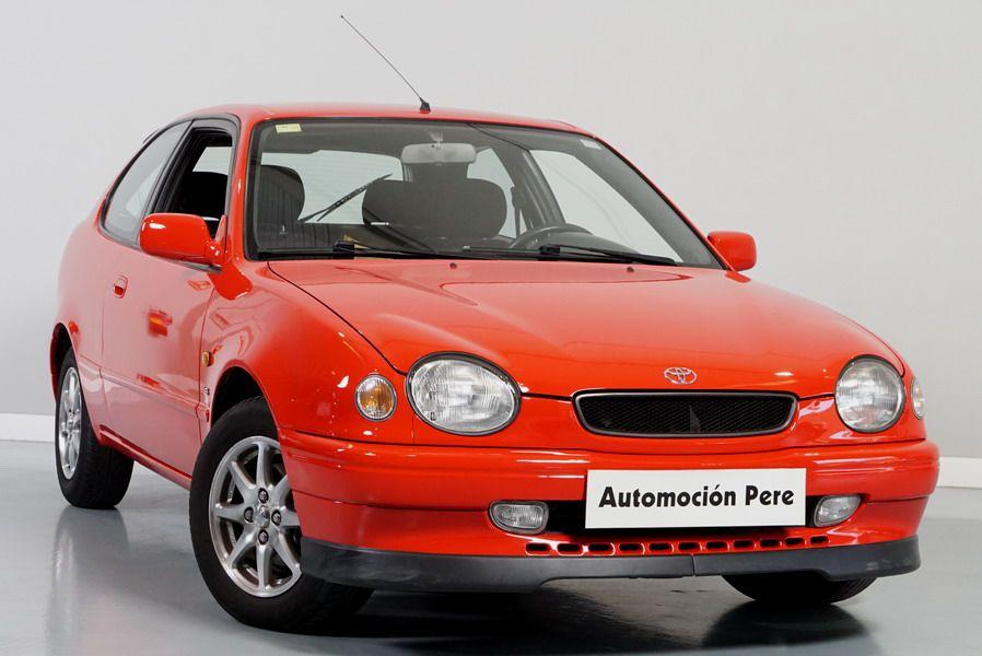 Toyota Corolla 1.6i 16V 110 CV Luna. Económico, Pocos Kms, Revisado y Garantía 1 Año.