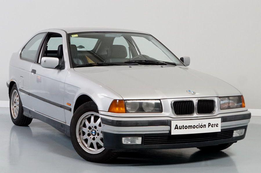 BMW 316i Compac Sport Edition. Económico, Revisado y con Garantía 12 Meses.