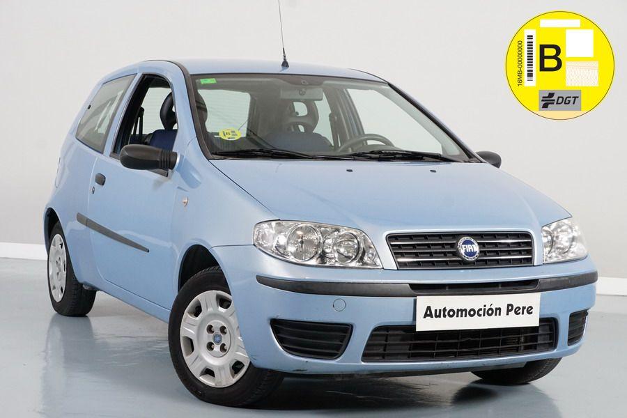 Fiat Punto 1.2i 60 CV Active. Económico, Revisado y con Garantia 12 Meses.