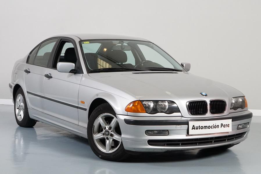 BMW 320d Nacional. 1 Solo Propietario. Revisado y Garantía 12 Meses.