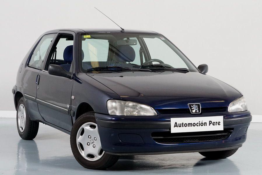 Peugeot 106 1.1 60 CV Max. Pocos Kms. Revisones Selladas. Garantía 12 Meses.