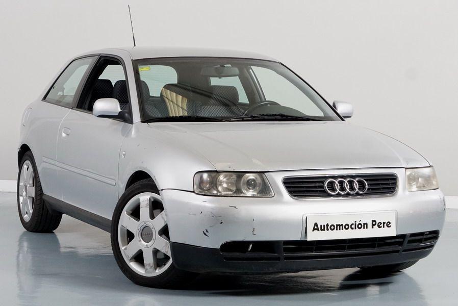 Audi A3 1.9 TDi 110 CV Ambition. Nacional, Económico, Pocos Kms y Garantía 12 Meses.