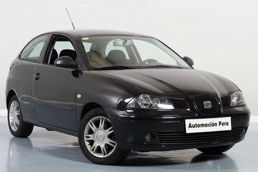Seat Ibiza 1.4i 16V 75CV Sport. 1 Solo Propietaria. Pocos Kms. Garantía 12 Meses.