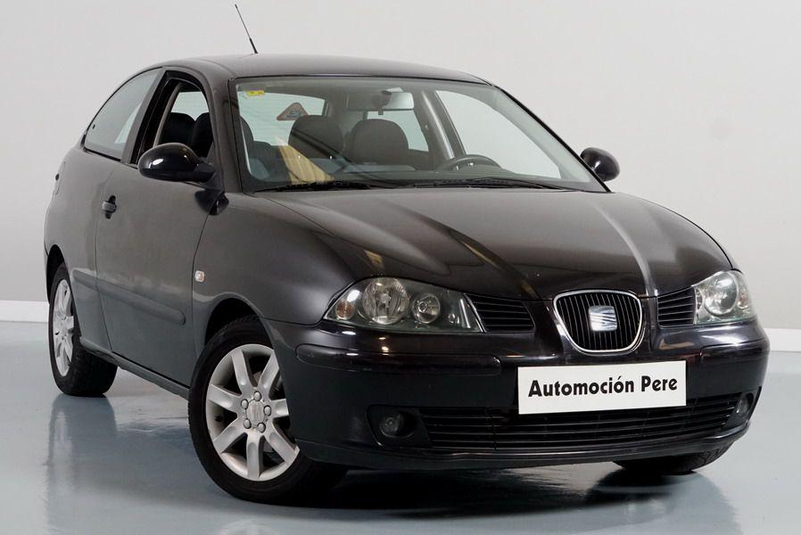 Seat Ibiza 1.9 TDi 100 CV Stylance. Pocos Kms, 1 Sola Propietaria. Revisiones Selladas.
