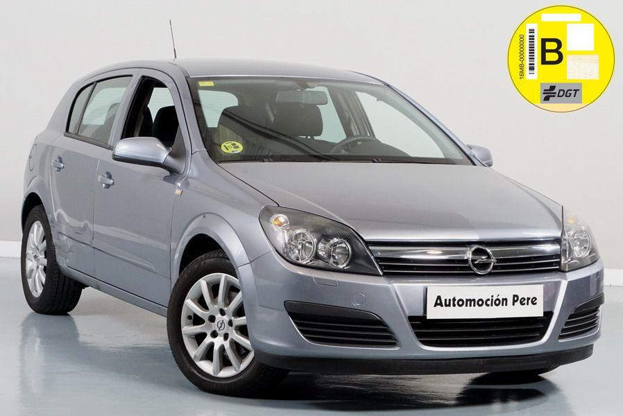 Opel Astra 1.7 CDTI Enjoy. Pocos Kms, Revisiones Selladas. 1 Propietaria!