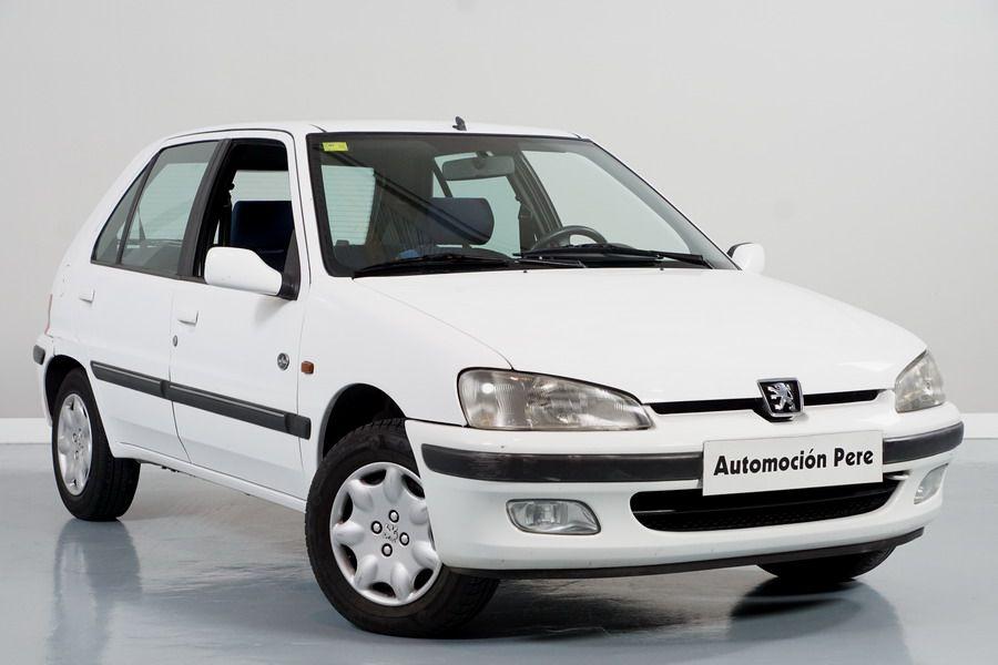 Peugeot 106 1.5 Diesel XRD. 5 Puertas. Económico, Pocos Kms, Garantía 12 Meses.