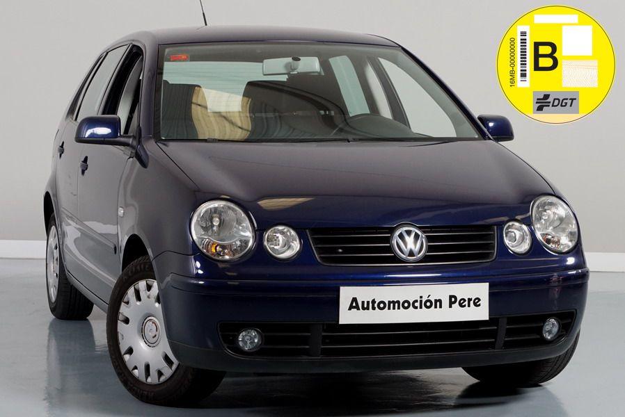 Volkswagen Polo 1.2i 12V Trendline. Pocos Kms, 1 Solo Propietario. Garantía 12 Meses.