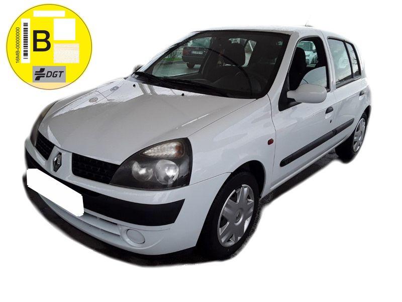 Próximamente: Renault Clio 1.2i Authentique Confort Pack Clima. Pocos Kms, 1 Solo Propietario, Garantía 12 Meses