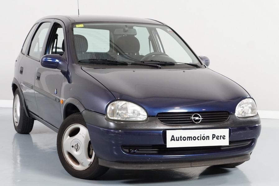 Opel Corsa 1.4i 60 CV Mundial. 1 Propietaria. Solo 44.000 Kms. Garantía 12 Meses.