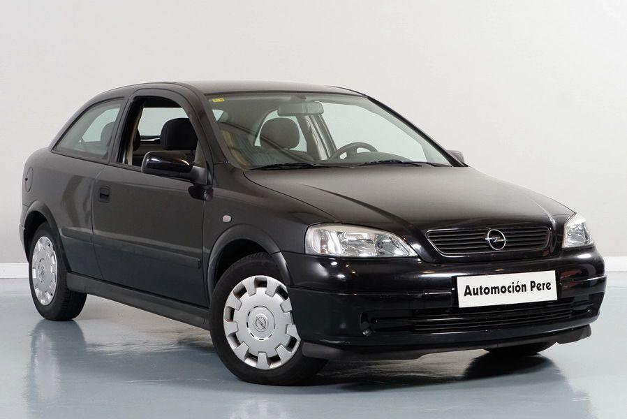 Opel Astra 1.7 CDTI Club. Económico, 1 Propietario. Pocos Kms. Garantía 1 Año.