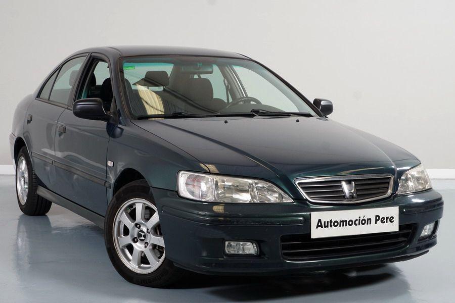 Honda Accord 2.0 TDi SE 105CV. Pocos Kms, Económico, Revisiones Selladas. Garantía 1 Año.