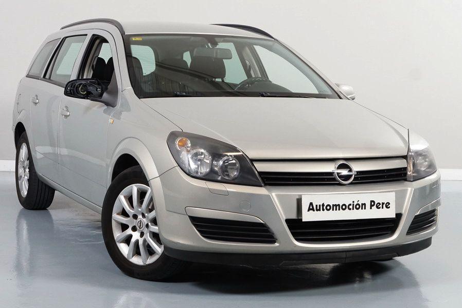 Opel Astra Caravan 1.7 CDTI Enjoy. 1 Solo Propietario. Revisiones Selladas. Garantía 1 Año.