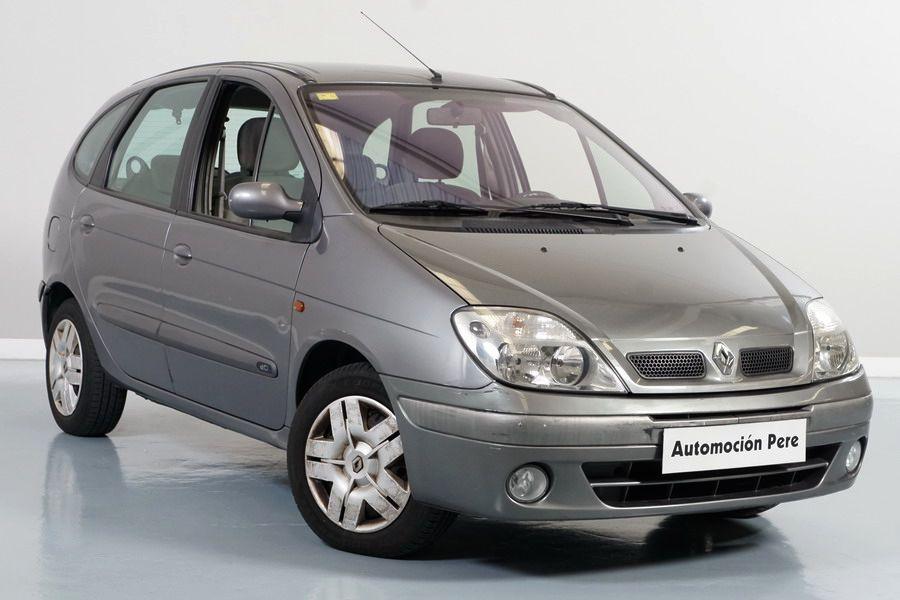 Renault Megane Scenic 1.9 dCi 101 CV. Expressión. Económico, Revisado y Garantía 12 Meses.