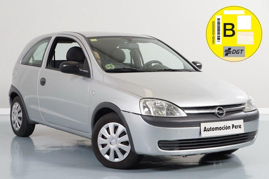 Opel Corsa 1.2i 16V Club. Pocos Kms, Revisiones Selladas. Económico y con Garantía 12 Meses.