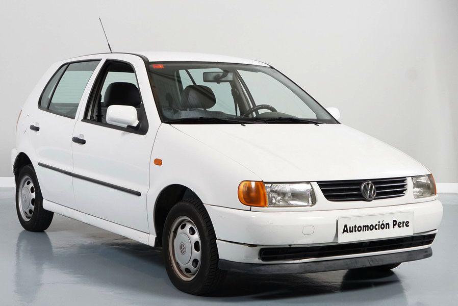 Volkswagen Polo 1.3i Fox. Económico, Revisado y Garantía 12 Meses.
