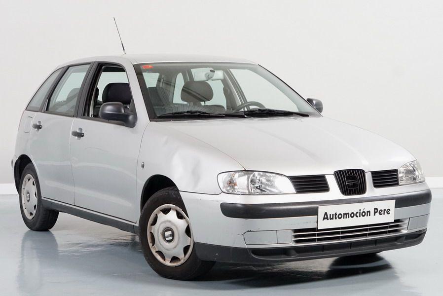 Seat Ibiza 1.4i Stella. 1 Solo Propietario. Solo 65.375 Kms. Revisiones Selladas. Económico y Garantía 12 Meses.