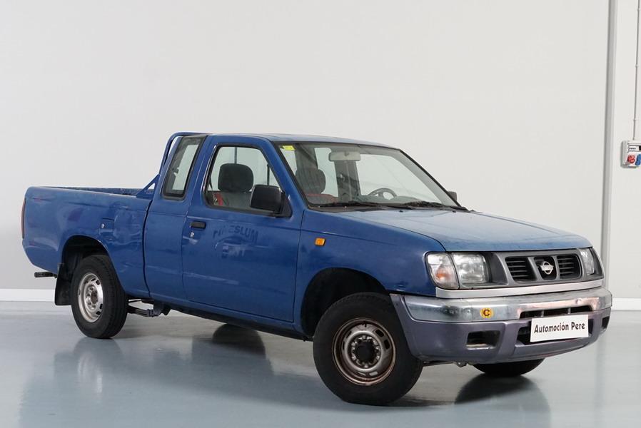 "Nissan Navara 2.5 Di Pick-Up. Ojo! Con Daños. ""Mirar Fotos"""