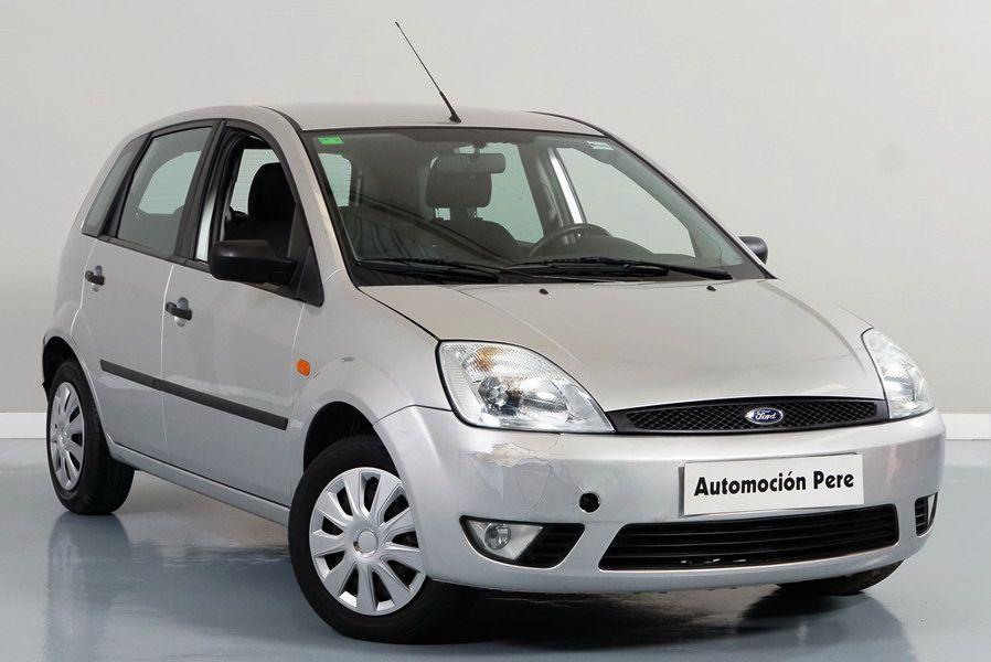 Ford Fiesta 1.4 TDCi Trend. Pocos Kms. Revisiones Selladas. Garantía 12 Meses.