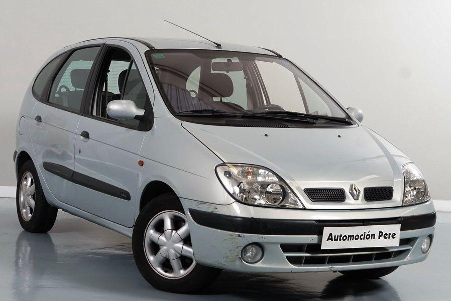 Renault Scenic RXE 1.4i 16V 95 CV. Pocos Kms. Revisiones Selladas. Garantía 12 Meses.