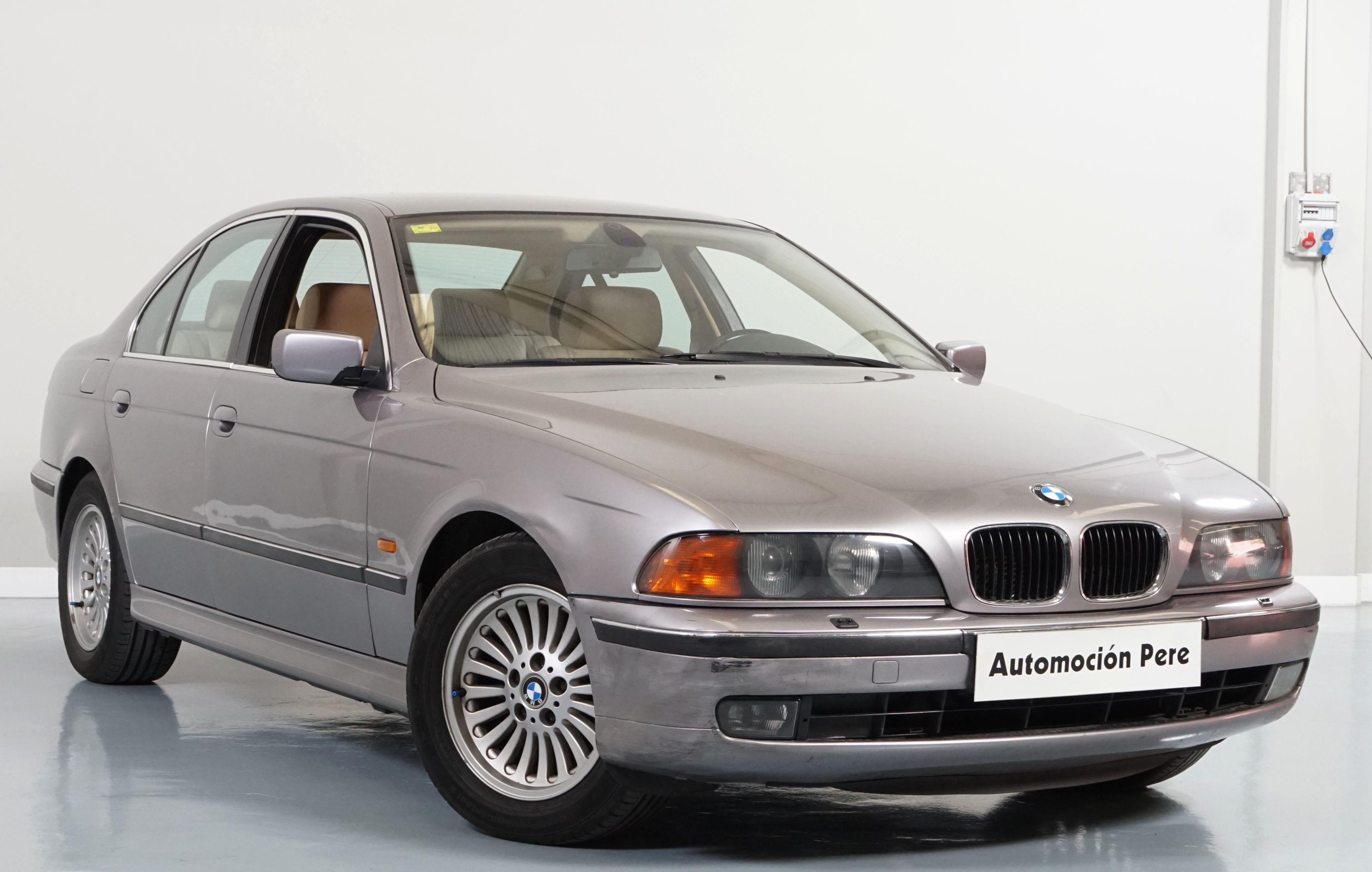 BMW 528i Aut. Nacional, Pocos Kms, 1 Solo Propietario.