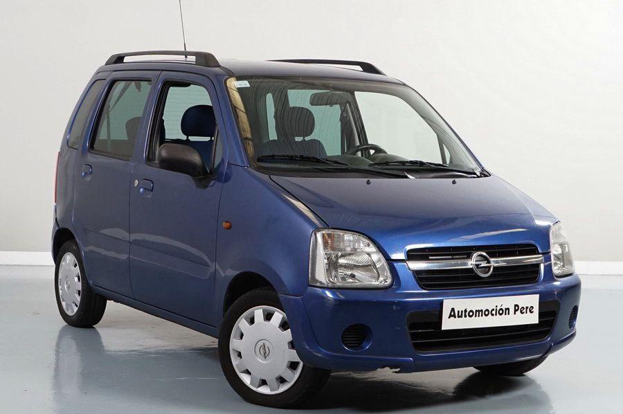 Opel Agila 1.3 CDTi Enjoy. Solo 46.000 Kms. Revisiones Selladas. 1 Solo Propietario y Garantía 1 Año.