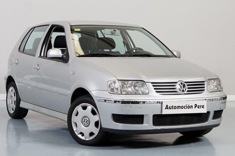 Volkswagen Polo 1.4 TDI Trendline. Pocos Kms, Económico, 1 Solo Propietario.
