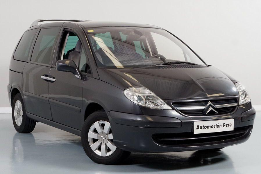 Citroën C8 2.2 HDi 16V 130 CV 6 Velocidades Exclusive 7 Plazas. Garantía 12 Meses.