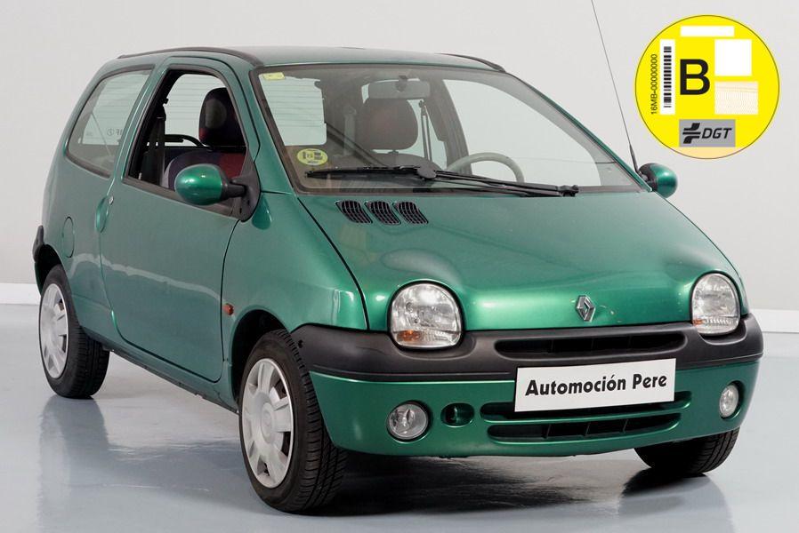 Renault Twingo 1.2i 16V Expressión. Pocos Kms, Revisiones Selladas. Equipado. Garantía 12 Meses.