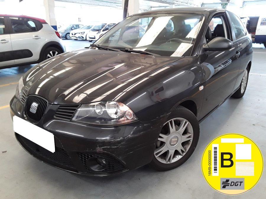 Próximamente: Seat Ibiza 1.4 TDi Hit. Único Propietario. Solo 31.000 Kms. Revisiones Selladas.