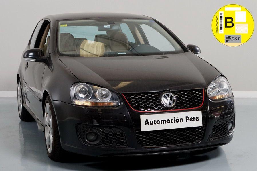 Nueva Recepción: Volkswagen Golf 2.0 TFSi GTi DSG/6 Turbo 200 CV. 1 Propietario. Revisiones Selladas. Pocos Kms.