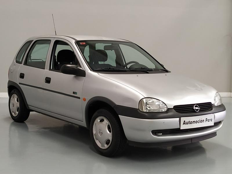 Nueva Recepción: Opel Corsa 1.0i Eco. Pocos Kms. Revisiones Selladas. Económico y Garantía 12 Meses.