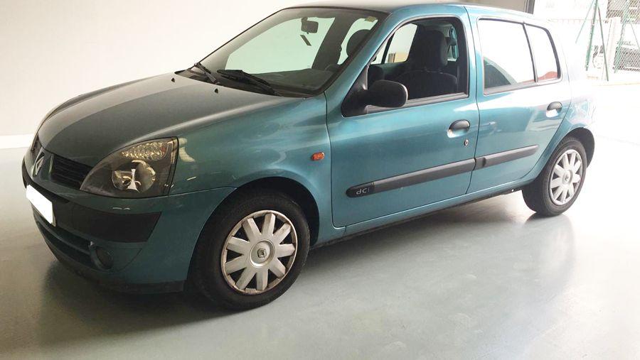 Nueva Recepción: Renault Clio 1.5 dCi Expressión. Único Propietario. Solo 28.340 Kms. Revisones Selladas (Ver Foto) Garantía 12 Meses.