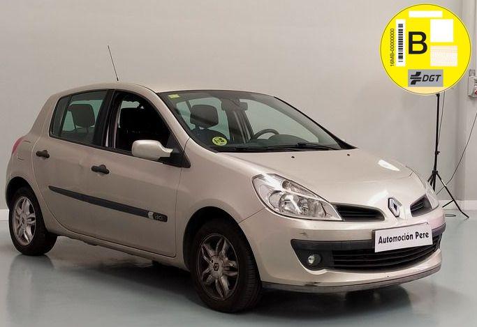 Nueva Recepción: Renault Clio 1.5 dCi IMusic Confort Dynamique. Único Dueño. Pocos Kms. Revisiones Selladas. Garantia 12 Meses.