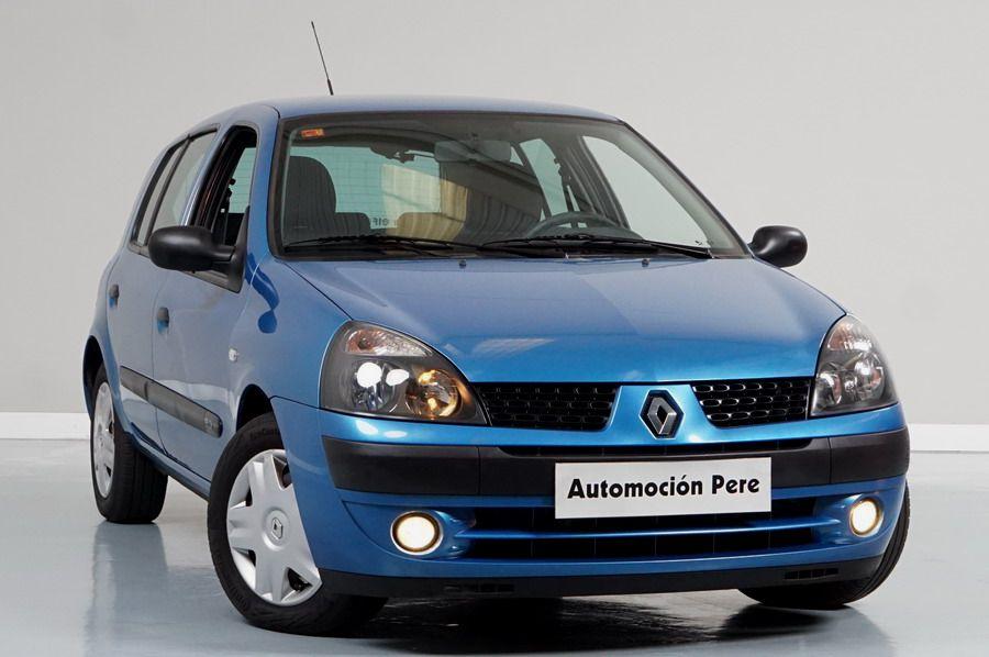 Renault Clio 1.5 dCi Expressión. Única Propietaria. Pocos Kms. Revisado y Garantía 12 Meses.
