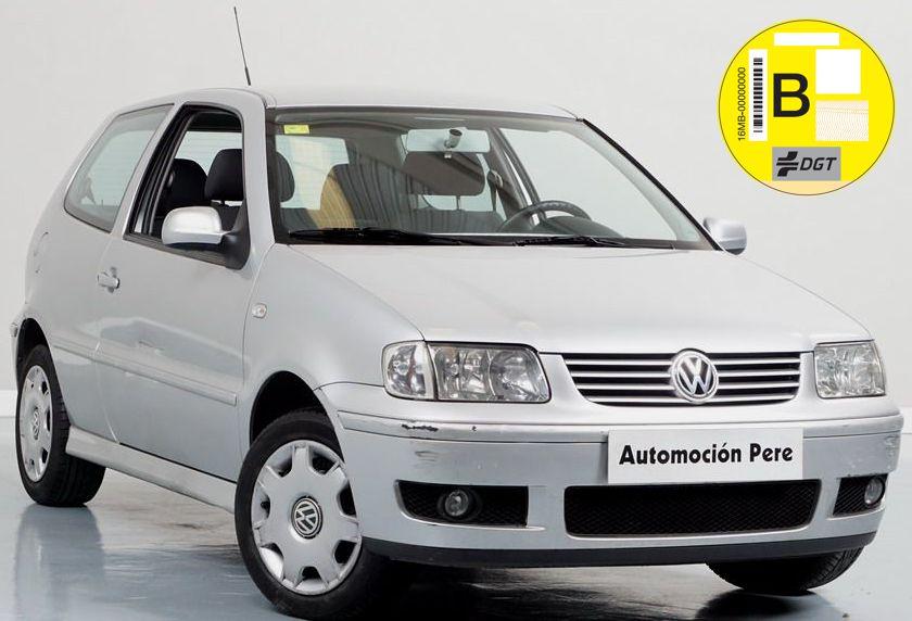 Volkswagen Polo 1.4i 16V Trendline Automático. Única Propietaria. Pocos Kms. Revisiones Selladas. Económico y Garantía 12 Meses.
