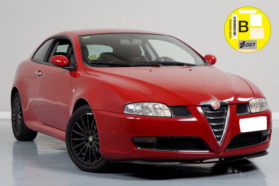 Alfa Romeo GT 1.9 JTd Sport 16V 150 CV. Revisiones Selladas, Facturas. Revisado y Garantía 12 Meses.