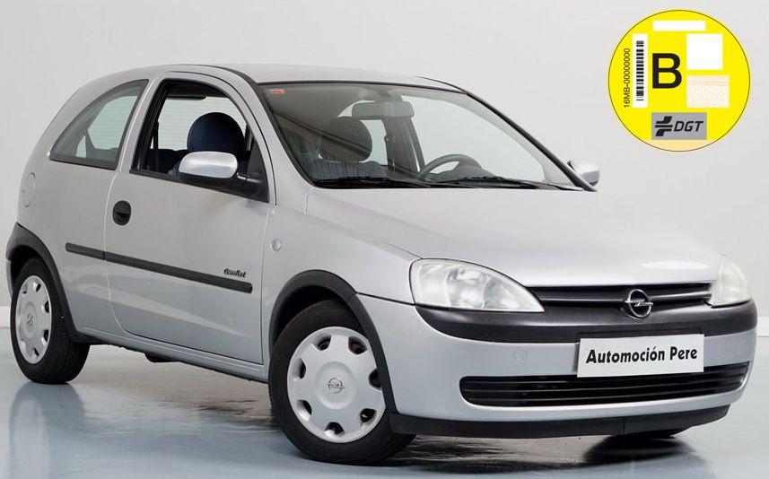Opel Corsa 1.2i 75 CV Comfort. Automático/Sec. Única Propietaria. Revisiones Selladas.