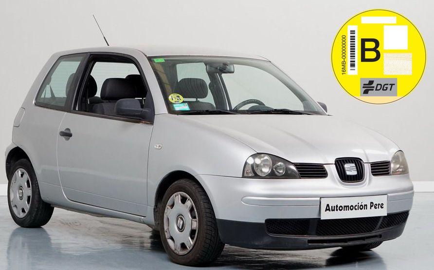 Seat Arosa 1.0 MPi Stella. Ünica Propietaria. Pocos Kms. Revisiones Selladas. Económico y con Garantía 12 Meses