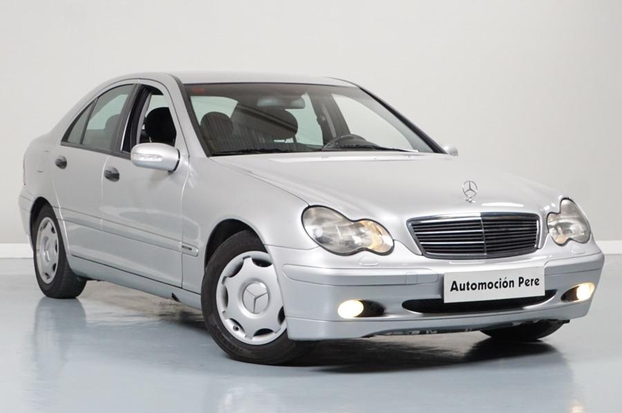 Mercedes-Benz C-Klasse C 220 CDI Classic. Pocos Kms. Revisiones Selladas. Único Propietario.