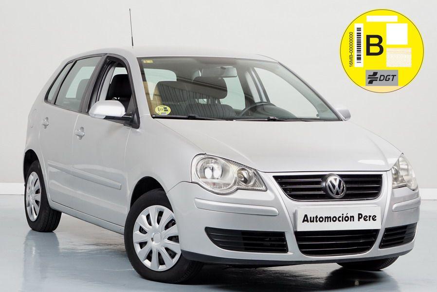 Volkswagen Polo 1.4 TDi Edition. Pocos Kms. Revisiones Selladas. Garantía 12 Meses.