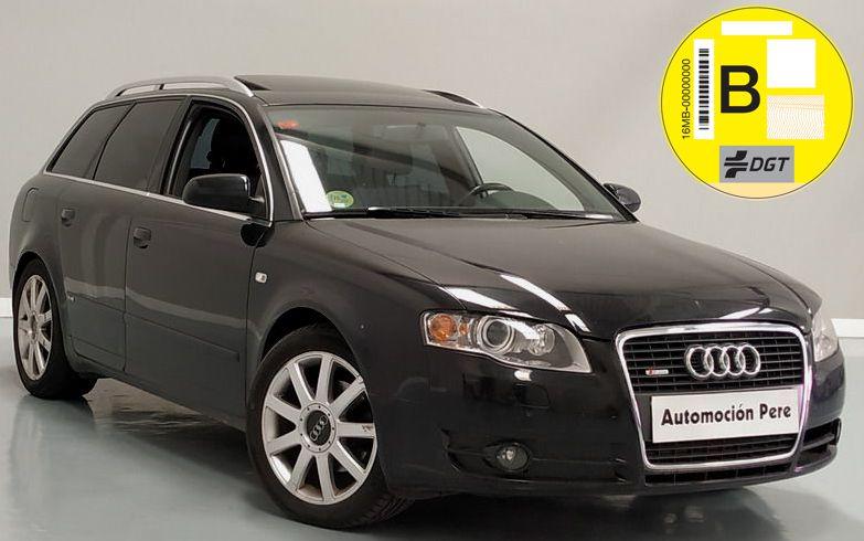 Audi A4 Avant 2.0 TDi S-Line. Revisiones Selladas. Garantía 12 Meses. Único Dueño